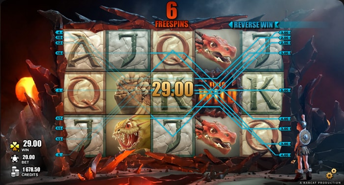 online slot dragons myth